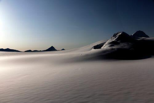 ISLANDE AU SOMMET - MATTHIEU RICARD - Fotografía