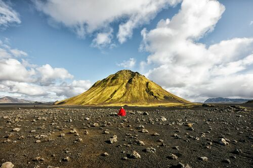 ISLANDE FJALLABAK NATURE RESERVE II - MATTHIEU RICARD - Fotografie