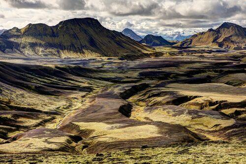 ISLANDE FJALLABAK NATURE RESERVE - MATTHIEU RICARD - Fotografia