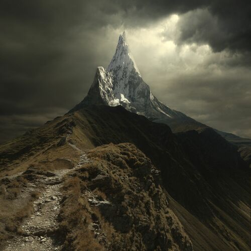 Above All - MICHAL KARCZ - Photograph