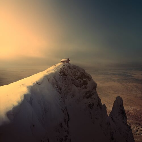 Tranquility Base - MICHAL KARCZ - Photograph