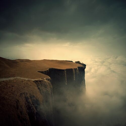 World's Edge - MICHAL KARCZ - Kunstfoto