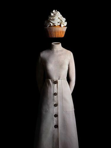 CECI N EST PAS UN CUPCAKE - MIGUEL VALLINAS - Kunstfoto