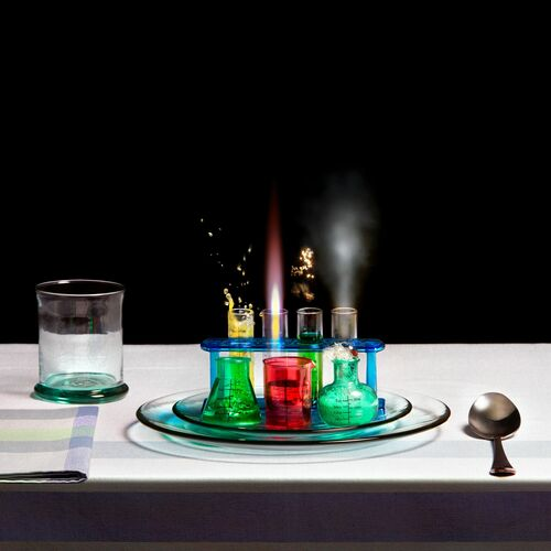 PHYSICS AND CHEMICAL SOUP - MIGUEL VALLINAS - Kunstfoto