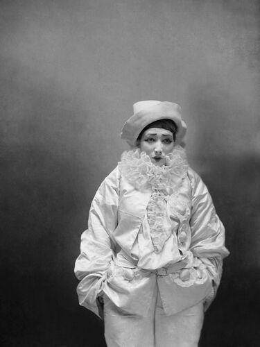 Sarah Bernhardt -  NADAR - Photograph
