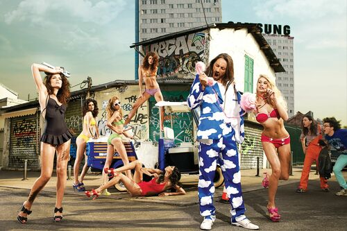 BOB SINCLAR VS HUGUES HEFNER 4
