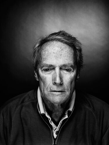 Clint Eastwood - NICOLAS GUERIN - Photograph