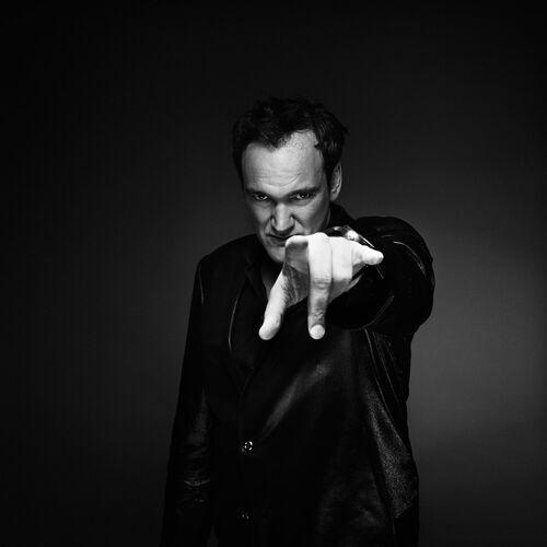 Quentin Tarantino - NICOLAS GUERIN - Photograph