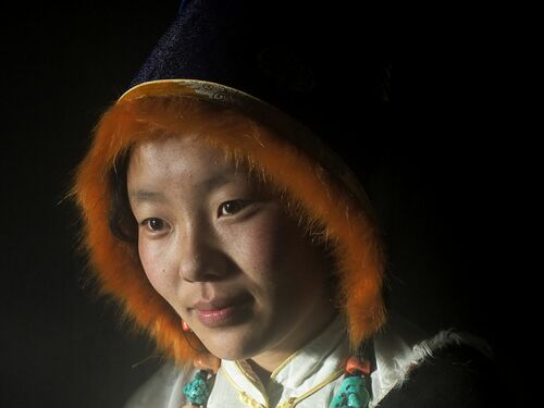 DOLMA FROM TIBET - OLIVIER FOLLMI - Photograph