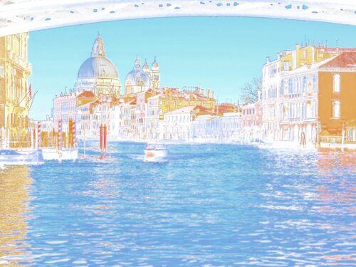 Venezia - Accademia - OLIVIER FOLLMI - Photograph