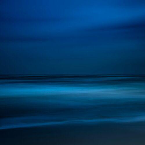GRUISSANS BLUE - OLIVIER KAUFFMANN - Photograph