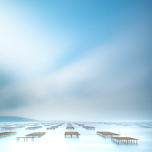 INFINITY OYSTERS FARM - OLIVIER KAUFFMANN - Photographie