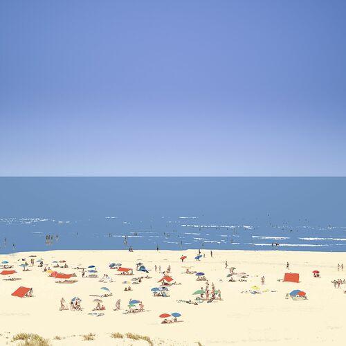 PORTUGALS BEACH - OLIVIER KAUFFMANN - Kunstfoto