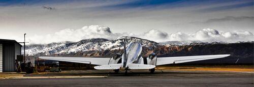Desert Storm - OLIVIER LAVIELLE - Fotografie