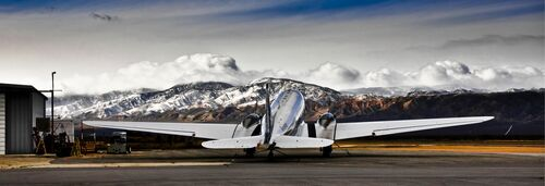 Desert Storm - OLIVIER LAVIELLE - Photographie