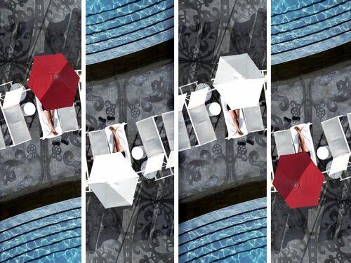 REDPOOL - PEGGY MELLA - Kunstfoto