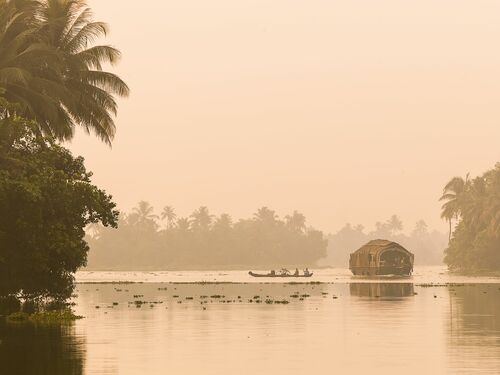 KERALA SUNRISE - PHILIP LEE HARVEY - Photograph