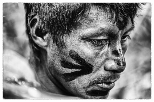 ENTRER DANS LA DANSE - PHILIPPE GESLIN - Photograph