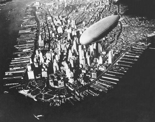 Dirigeable Zeppelin