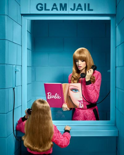 BARBIES - POL KURUCZ - Photographie