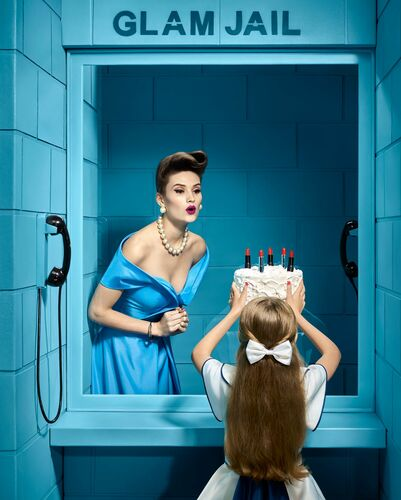 THE BIRTHDAY - POL KURUCZ - Photograph