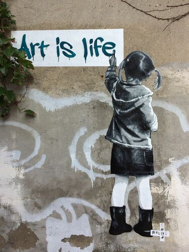 ART IS LIFE NOVI SAD