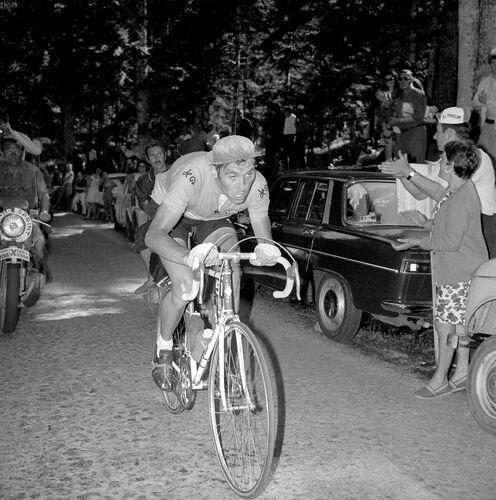 Eddy Merckx, 1969 - PRESSE SPORTS L'EQUIPE - Kunstfoto