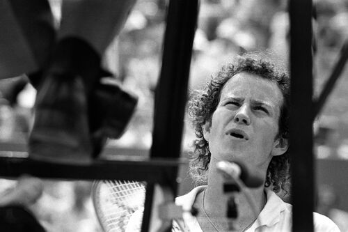 Roland Garros 1981 John mc Enroe