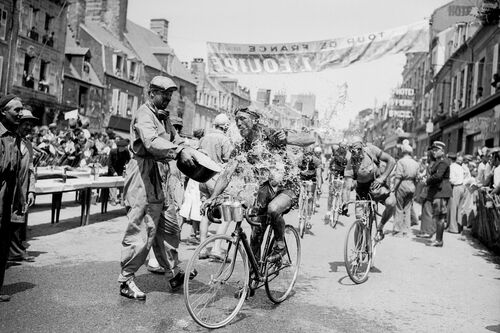 Tour de France 1949 - PRESSE SPORTS L'EQUIPE - Kunstfoto