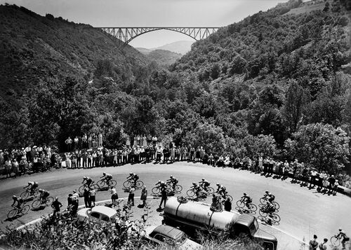 Tour de France 1959 - PRESSE SPORTS L'EQUIPE - Photographie