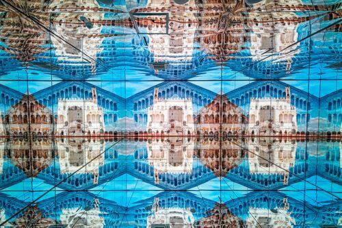 Immersed projections 2 - PYGMALION KARATZAS - Fotografie