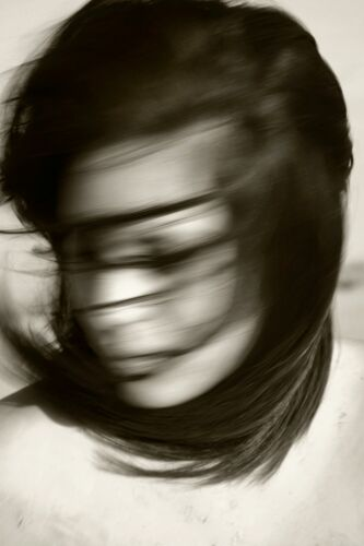 HAIR IN THE WIND - RENEE JACOBS - Photographie