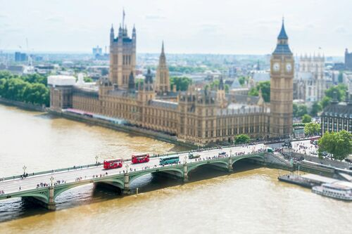London 2 - RICHARD SILVER - Photograph
