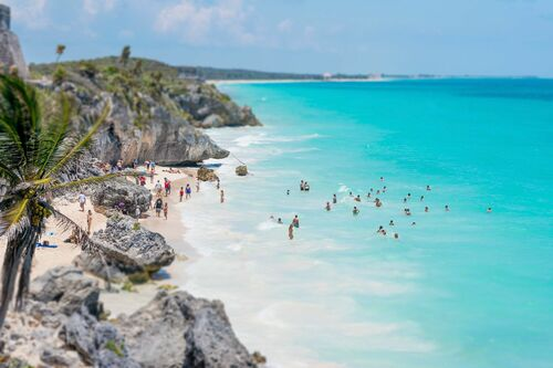 Tulum - RICHARD SILVER - Photograph