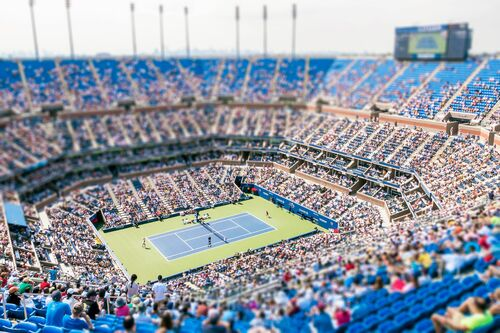 Us open 2011 - RICHARD SILVER - Photographie