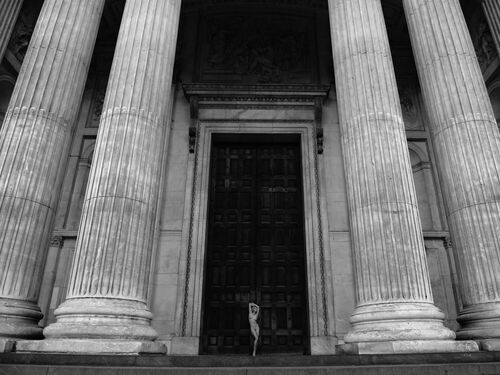 The Pillars of wisdom - Romany WG - Photographie