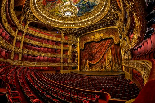 AT NIGHT AT THE OPERA - SCOTT KELBY - Fotografia
