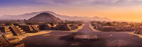 La pyramide du soleil - SERGE RAMELLI - Photographie