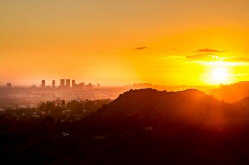 LOS ANGELES HEAT - SERGE RAMELLI - Photograph