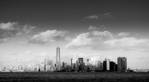 Manhattan by Day - SERGE RAMELLI - Fotografie