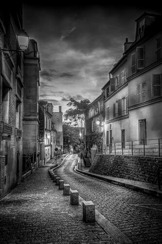 Montmartre - SERGE RAMELLI - Fotografie