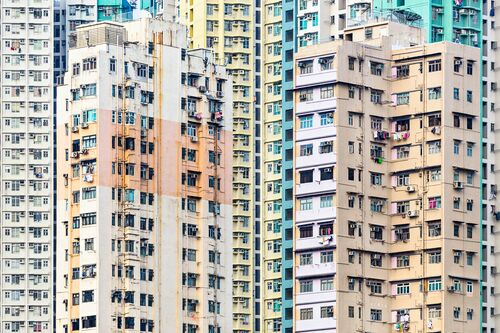 PROPINQUITY HONG KONG I - SIMON BUTTERWORTH - Kunstfoto