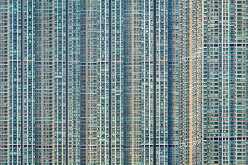 PROPINQUITY HONG KONG IV - SIMON BUTTERWORTH - Photograph