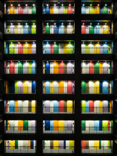 TOKYO SOHO 2 - THIBAUD POIRIER - Photographie
