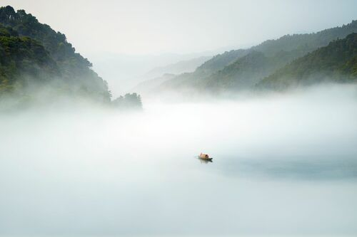 Foggy tales - THIERRY BORNIER - Photographie