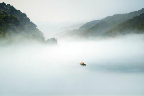 Foggy tales - THIERRY BORNIER - Fotografía