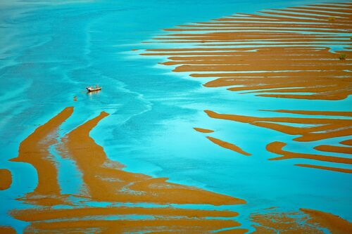 Tales of the blue water - THIERRY BORNIER - Photographie