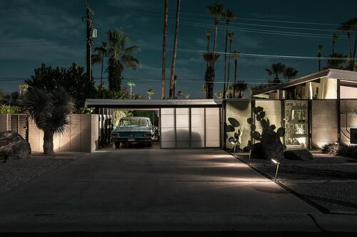 1070 East Apache Road - TOM BLACHFORD - Kunstfoto