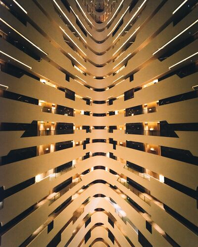 SYMMETRY - TRISTAN ZHOU - Photographie