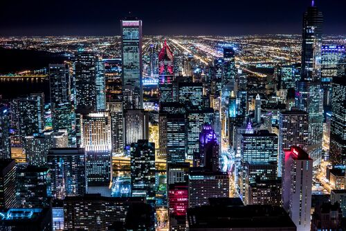 CHICAGO III - VINCENT GARNIER - Fotografie